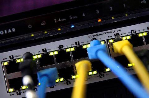 DATAINNBRUDD: Så mange som 40.000 personer kan være rammet av et datainnbrudd hos selskapet Conexus. Sensitive persondata kan ha kommet på avveie. Illustrasjonsfoto: Charles Krupa, AP, NTB scanpix
