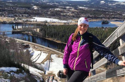 TRIVES: For Reka Hodgyai (27) er det Norge som gjelder.