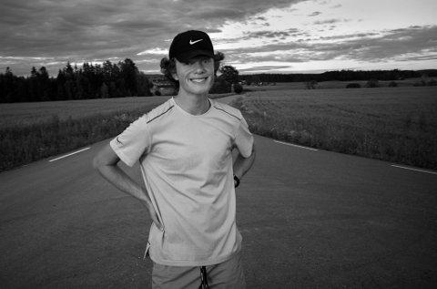 Vi tok sommerpraten med den løpeglade 19-åringen Adrian Westlie.