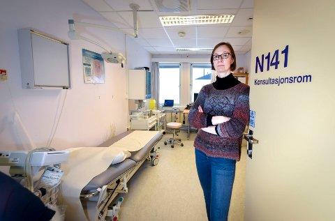 - Jeg håper folk kan bruke fornuft og ikke ta med seg antibac fra legekontorer eller andre institusjoner, sier seksjonsleder Silje Røssvoll fra Rana legevakt og Rana Lokalmedisinske senter..
