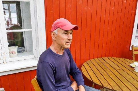 Finn Lillevik (79) og brødrene håper eiendelen vil komme til rette.