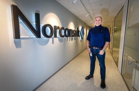 Nyansettelse: Kontorleder Morten Rimer gleder seg til å få på plass en stedlig leder i Mosjøen.