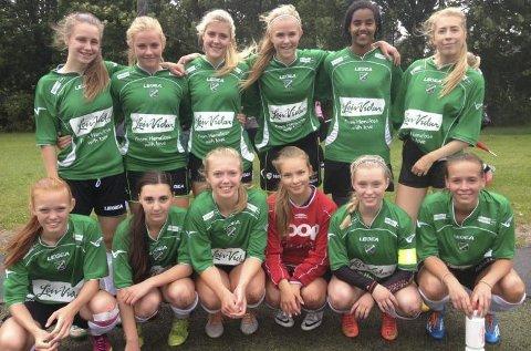 HBKs jenter 19 fikk et godt plaster på såret da de vant B-sluttspillet.