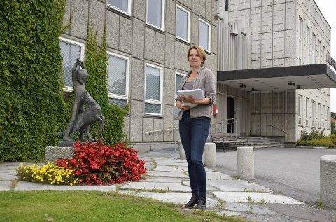 Kulturleder: Marja Lyngra Høgaas har lagt fram en kulturplan som er velkommen, men som får kritikk.Foto: Anette Marcelle Hallquist