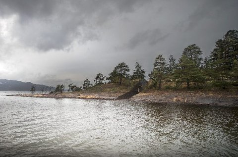 Det planlagte minnestedet på Sørbråten.