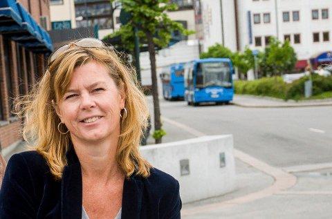 Kjersti Nordgård, markedssjef i Brakar.