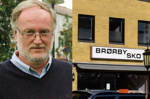 LEGGER NED: Torgeir Brørby holder Brørby sko åpent ut året. Men så er det slutt.
