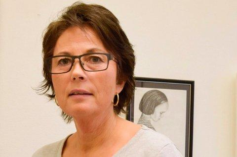 BER FORELDRE VÅKNE: Leder av ungdommens helesetjeneste Ann Karin Swang, mener foreldre må slutte å være naive.