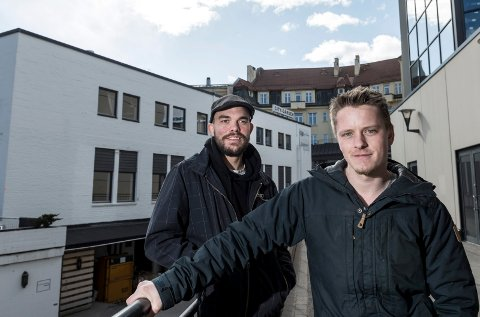 Humbrygg Hønefoss flytter inn i Bryggerigården. Håper å starte med bryggingen nærmere jul.