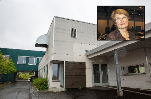 ANLEGG: Nylig sendte både Mette Sperre (innfelt) og en av hennes naboer inn klager til storkommunen i håp om støyreduserende tiltak.