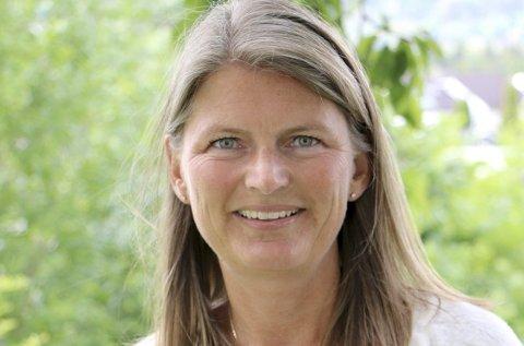 VIKTIG: Ordfører Lene Conradi i Asker forteller at hun jobber iherdig for nye bussruter og hyppigere avganger mellom Hurum, Røyken og Asker, og tar saken opp i alle relevante fora.