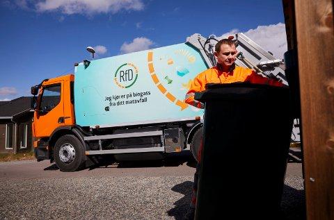 Fornøyd: Innbyggerne i Røyken er blant de mest fornøyde med tjenestetilbudt fra RfD