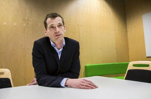 SLUTTER: Kommunalsjef Robert Rognli slutter i Holmestrand kommune i løpet av høsten. Nå er det klart hvem som vil ta over.