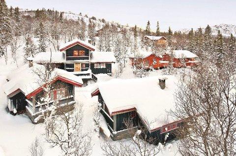 Ferie på leid hytte i norsk natur topper ønskelisten til svært mange europeere.