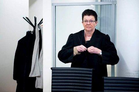 SCHEIS ADVOKAT: – Vi vil vite på forhånd hva rådmannen møter oss med, sier Ellen Holager Andenæs.