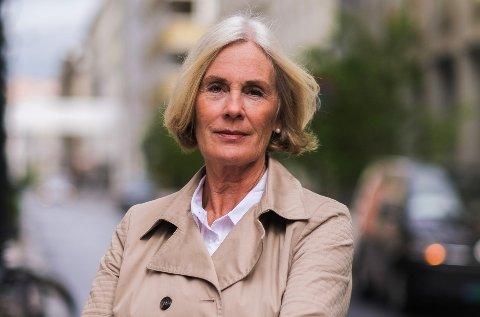 talsperson og generalsekretær i MA – Rusfri Trafikk, Elisabeth Fjellvang Kristoffersen