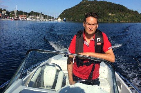 Enkle grep kan gjøre det vanskelig for tyven, ifølge båtekspert Johnny Hellesøy i Tryg.