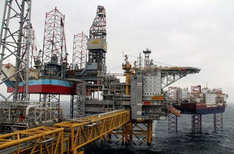 Det er innen oljesektoren at ledigheten stiger mest.