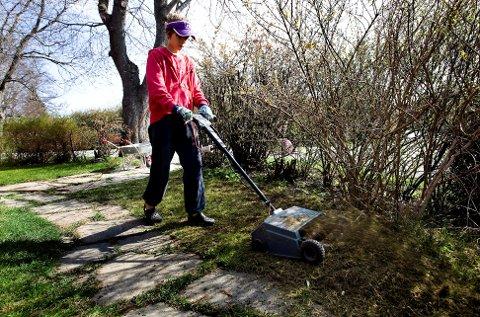 Bruker du tid og penger på å gjøre hagen penere, får du mer igjen når du skal selge. (Foto: Gorm Kallestad, NTB scanpix/ANB)