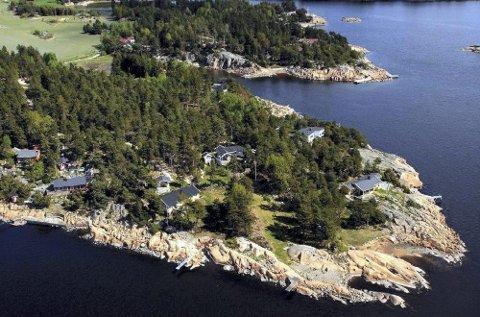 Hvaler er fortsatt landets mest populære hyttekommune.