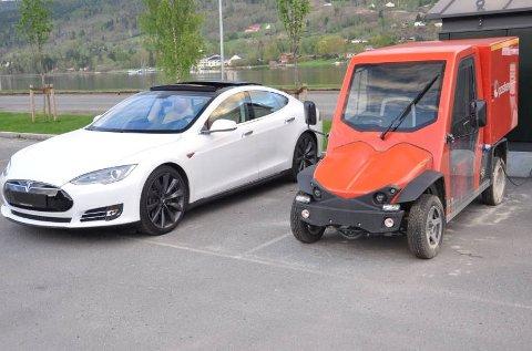 Kraftig økning i antallet elbiler gjør at det kan være mange om beinet på ladestasjonene.