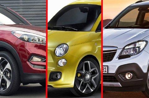 Det er stor forskjell i lojaliteten til de ulike bilmerkene.