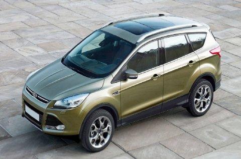 Ford lanserer en forhjulsdrevet utgave av familie-SUVen Kuga.