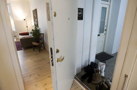 Det er blitt enklere å bruksendre fra tilleggsdel til hoveddel i egen bolig.