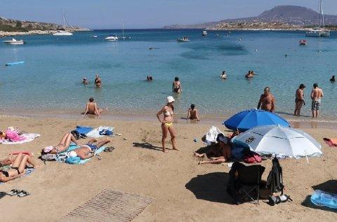 Forsikringsselskapene må av og til le av hva nordmenn forteller at de opplever på ferie.