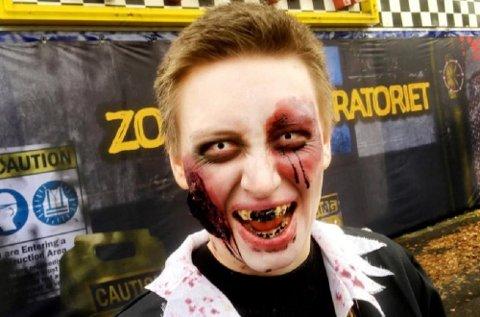 I Zombielabyrinten har et vitenskapelig eksperiment gått skikkelig galt...!