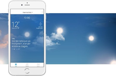 Det er mange endringer i Yrs nye mobilapp.