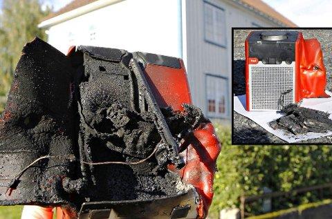 48 radioer har begynt å brenne så langt, og rundt 10.000 eksisterer fortsatt i norske hjem.