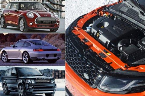 Dette er noen av bilene med mest motortrøbbel.