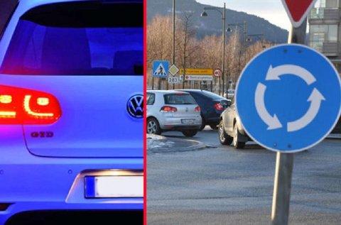 Vi bruker ikke lang tid på å legge til oss noen uvaner bak rattet. Trafikklærer Dag Kristian Moen Hæhre forteller at det å bremse tidlig og bruke blinklys i forbindelse med blant annet rundkjøringer, er noe av det vi sliter med.