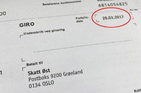 60.000 har ennå ikke betalt årsavgiften.