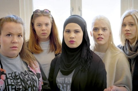 «Skam» står for 14 prosent av all seertid brukt på NRK TV i 2016.