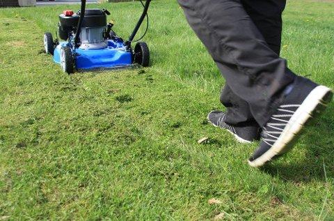 Ved å la det nyklipte gresset ligge igjen på plenen, føres de naturlige næringsstoffene tilbake til jorda.