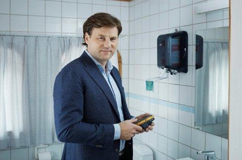 Administrerende direktør Are Andenæs Huser i Norges Takseringsforbund, mener det er urovekkende at så få potensielle boligkjøpere leser tilstandsrapportene.