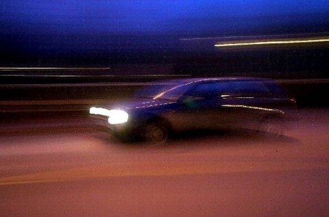 18-åringen hadde i løpet av få dager rukket å få fire prikker på førerkortet, før han ble tatt i 130 kilometer i timen.