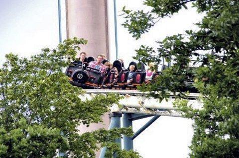 Fornøyelsen har ikke vært på topp for mange turister når de har vendt tilbake til bilene etter et besøk på Liseberg denne sommeren.