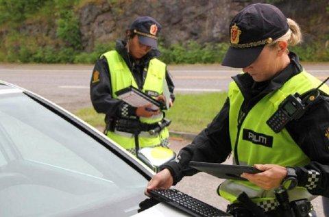 Utrykningspolitiet vil ha patruljer over hele landet også resten av sommeren, varsler assisterende UP-sjef Roar S. Larsen.