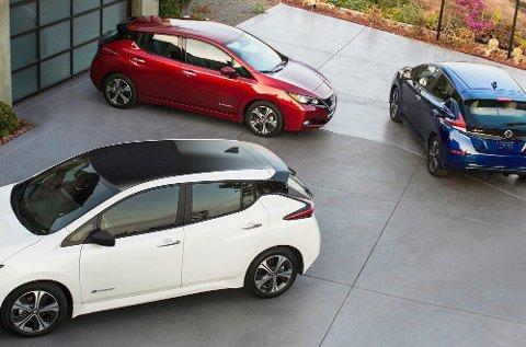 Nissan Leaf er totalt Norges mest solgte elbil, og mye ligger an til at den nye generasjonen vil selge enda bedre.