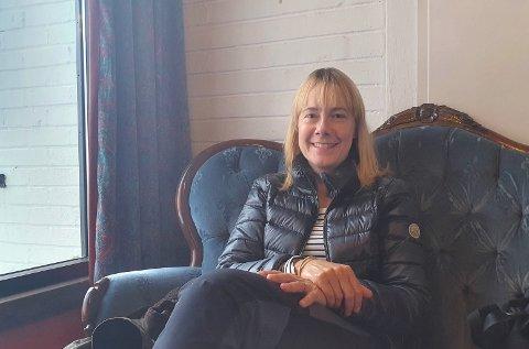 FILMSKAPAR: Zahra Waldeck skal i slutten av september spela inn ein kortfilm i Leikanger.