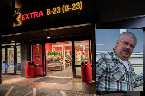 Arvid Gimre reagerer på at de butikkansatte ikke blir bedre tatt vare på i disse tider. Han mener de fortjener ekstra lønn for den risikoen de nå utsetter seg for.