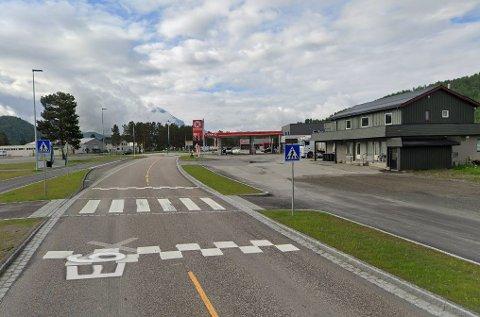 Lille Bardufoss i Målselv kommune i Troms har fått bystatus.