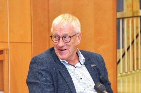 IKKJE I RYFYLKE: Det har aldri vore meininga at pengane frå Ryfylkefondet skal brukast utanfor regionen, understreka Arne Kleppa og peika på at Sandnes by ikkje er i Ryfylke.