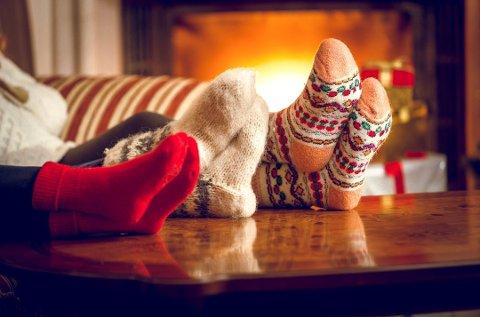 Ta forholdsregler, så får du en brannsikker jul. (Foto: iStockphoto/ANB)