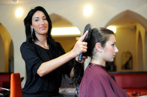 En ny lov gjør at du kan klage på hårklippen. (Foto: Frank May, NTB scanpix/ANB)