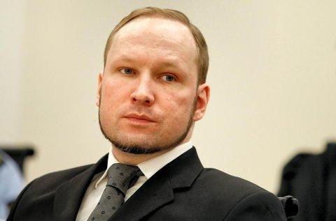 Anders Behring Breivik skal studere statsvitenskap til høsten. (Foto: NTB scanpix/ANB)