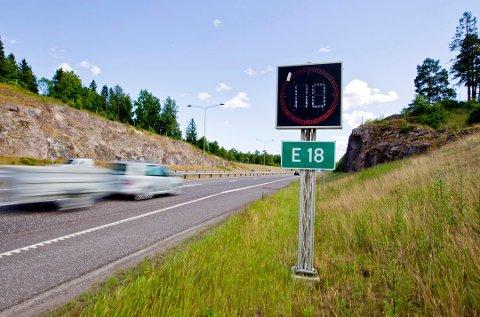 E18: - Det er Nye veier som skal bygge E18, ikke Statens vegvesen, sier Bård Hoksrud, som mener innsigelsen fra vegvesenet provoserer.